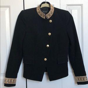 Zara basic blazer!